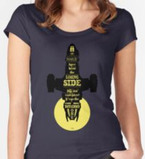 Still Not Convinced It Was The Wrong One Women's Fitted Scoop T-Shirt