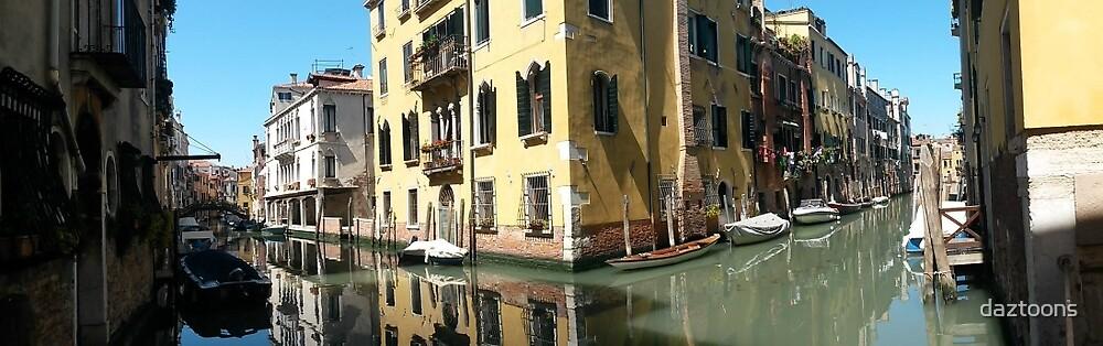Venice by daztoons
