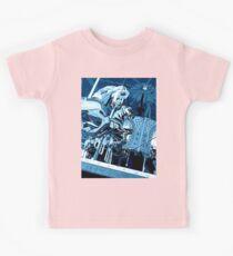 Camiseta para niños Flying Horseys de la noche