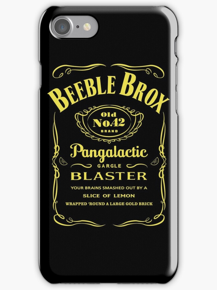 Pan Galactic Gargle Blaster by buzatron