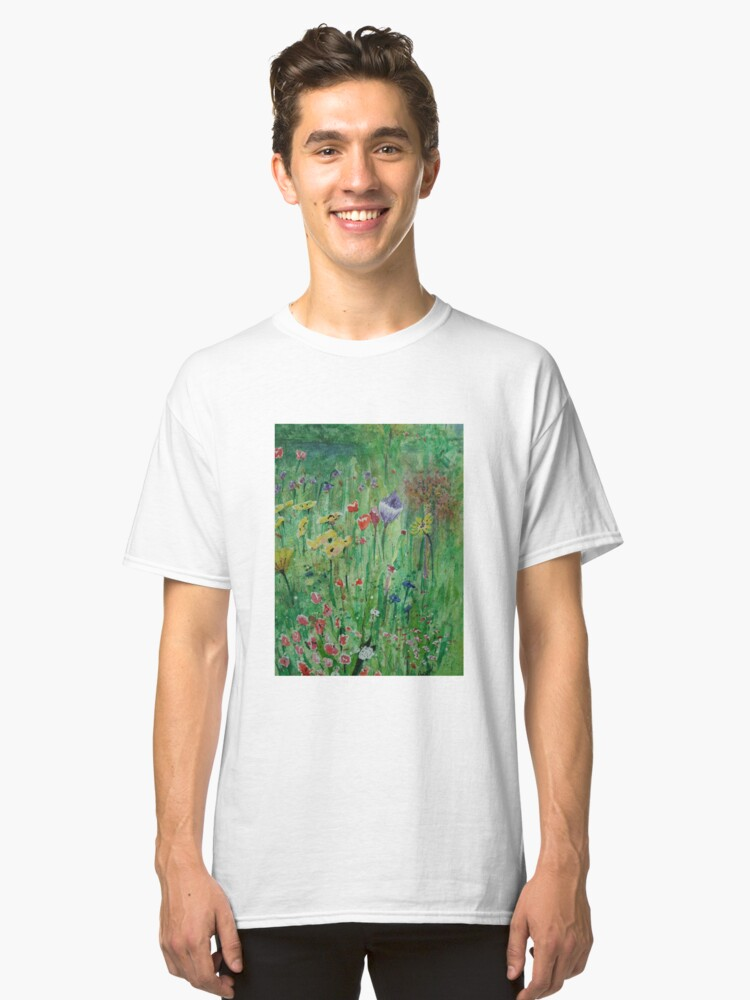 Wildflowers Classic T-Shirt Front