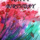 Happy Birthday by Linda Callaghan