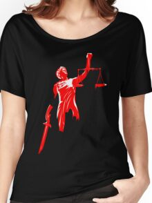 Daredevil - Athene Justice Women's Relaxed Fit T-Shirt