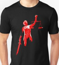 Daredevil - Athene Justice Unisex T-Shirt