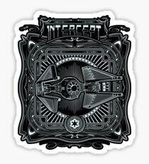 Intercept Sticker
