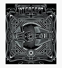 Intercept Photographic Print