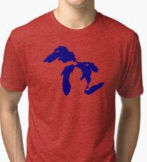 Great Lakes Tri-blend T-Shirt