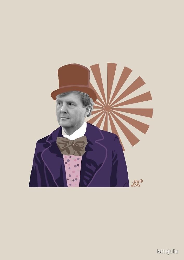Willy Wonka by lottejulia
