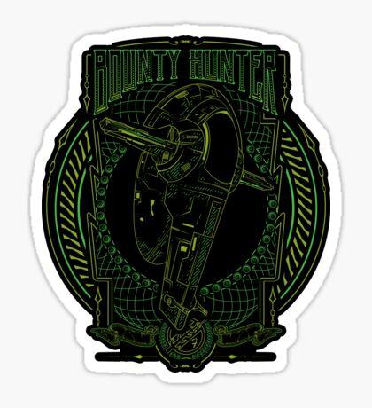 Bounty Hunter Sticker