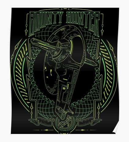 Bounty Hunter Poster