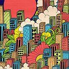 Cityscape by steveswade