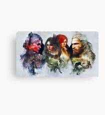 Witcher 3 Canvas Print