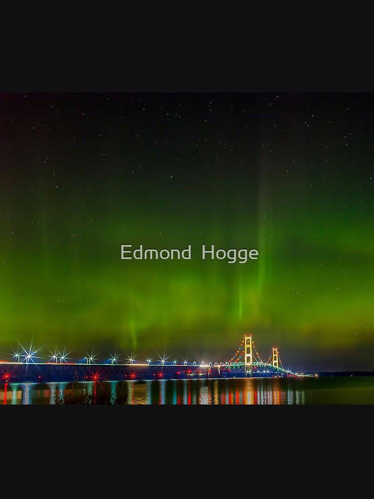 Mackinac Bridge by EdmondHoggeJr