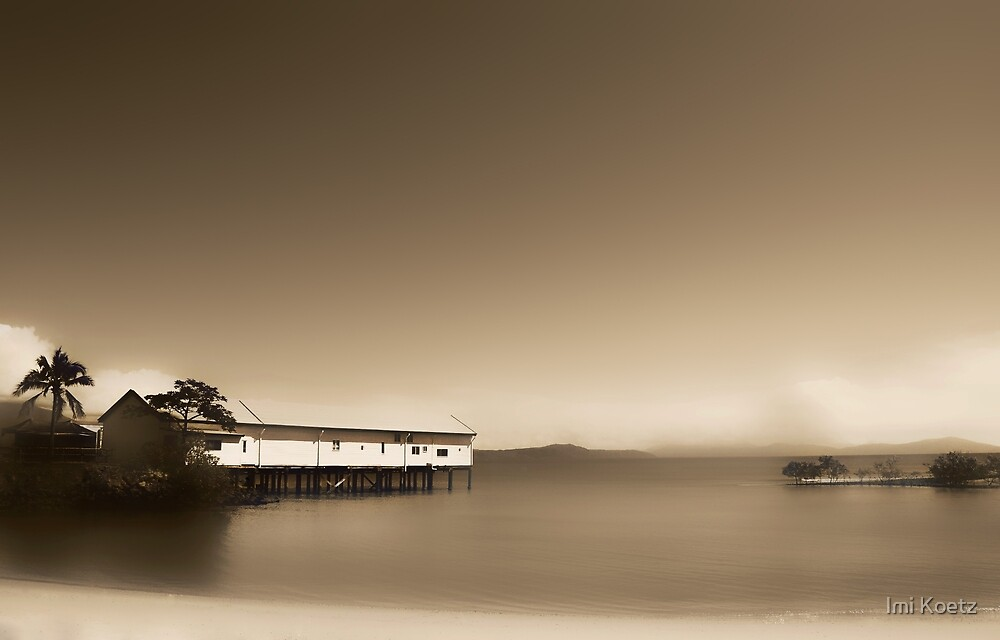 Port Douglas.....Old Sugar Wharf.....Tropical North Queensland by Imi Koetz