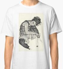 Egon Schiele - Zeichnungen I  (1917)  Classic T-Shirt