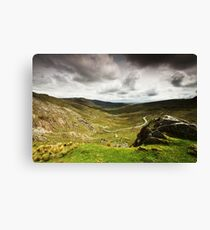 Healy Pass, Ireland Canvas Print