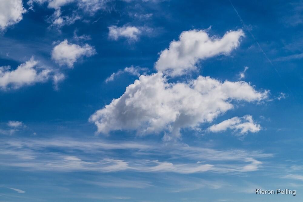 Clouds by Kieron Pelling