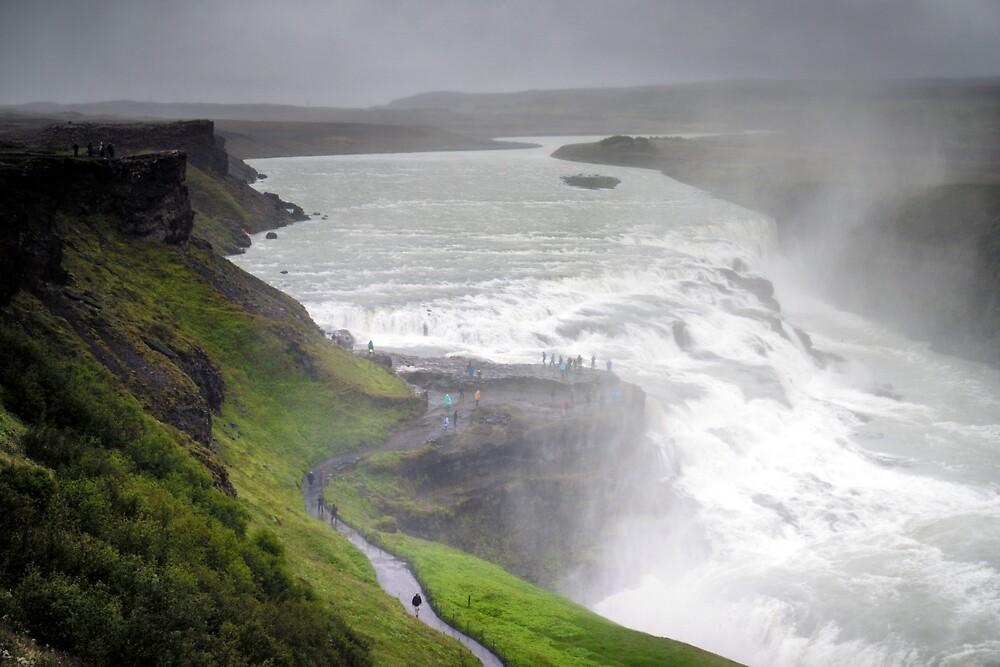 Gullfoss (Iceland) by Brent Olson