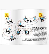 Greyhound Glossary: Navigreytion Poster