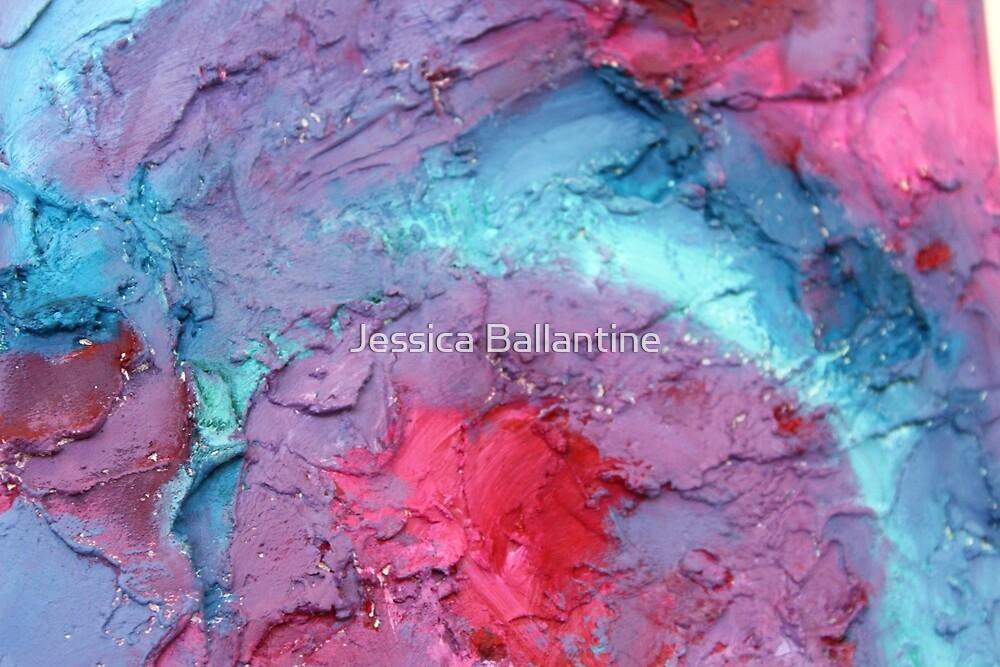 Martian Surface by Jessica Ballantine