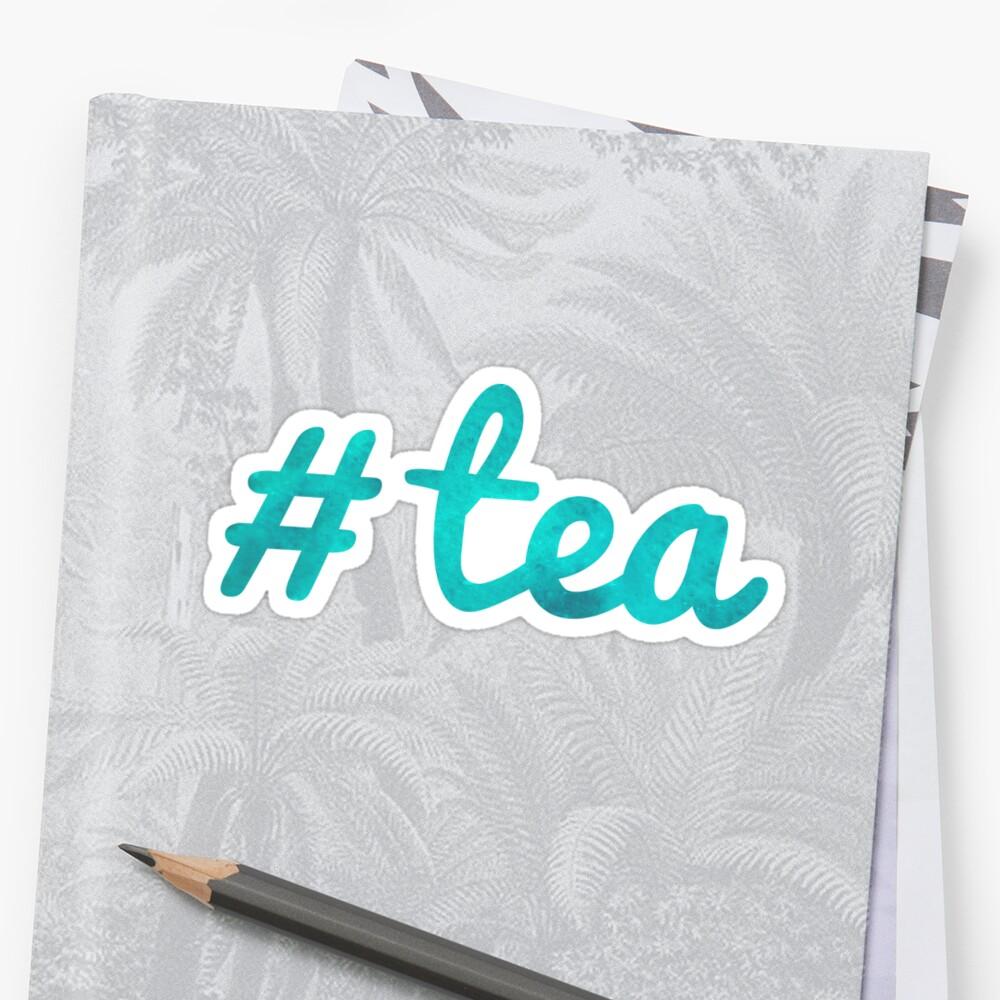 #tea by nikury