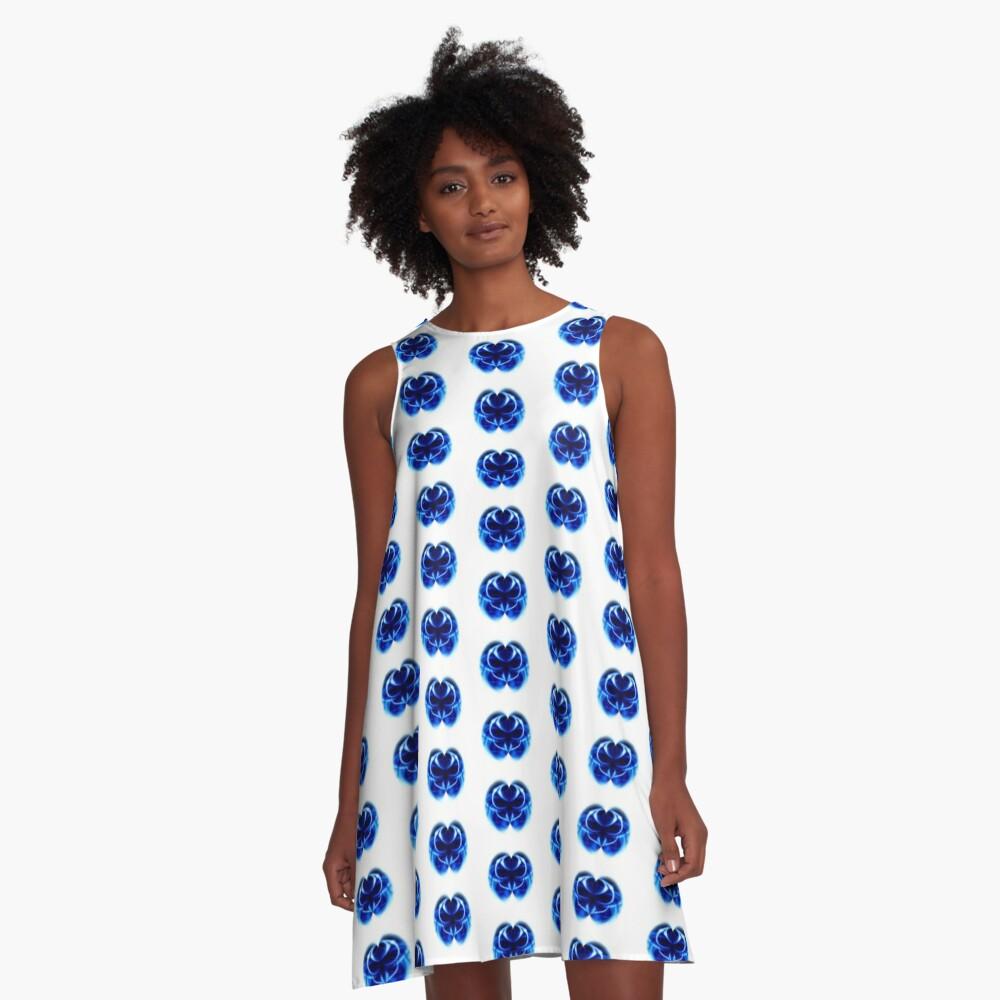 Iceman Ball A-Line Dress Front