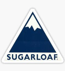 Sugarloaf Maine Sticker
