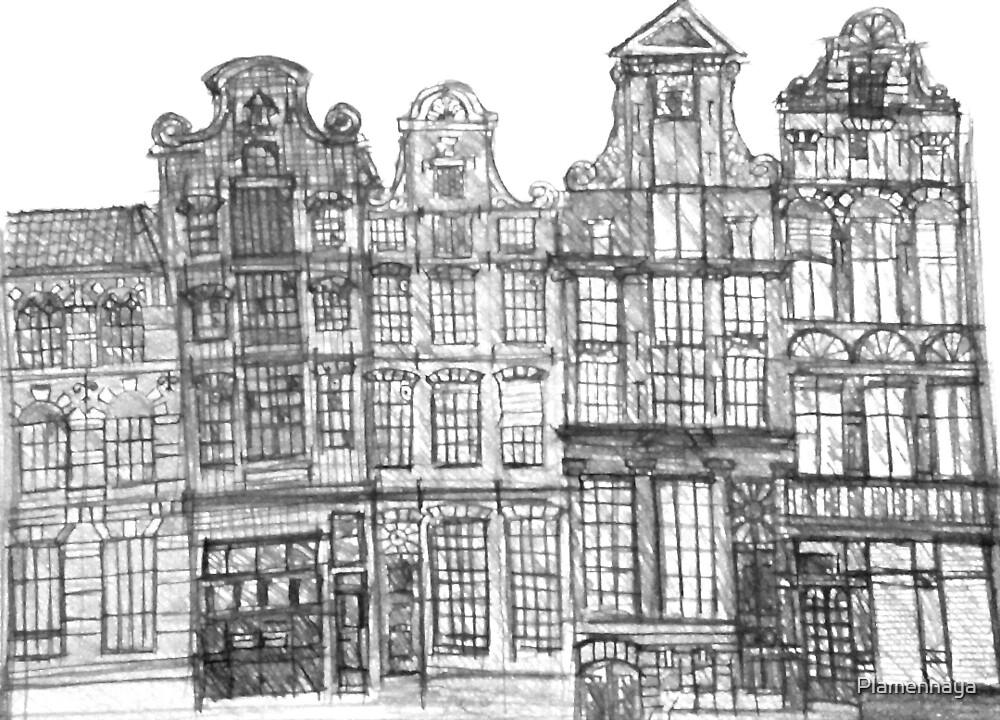 Amsterdam by Plamennaya