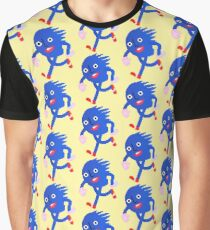 PIXEL SANIC Graphic T-Shirt