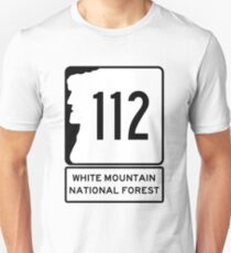 NH 112 -  White Mountain National Forest - New Hampshire  Unisex T-Shirt