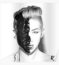 Rap Monster Poster