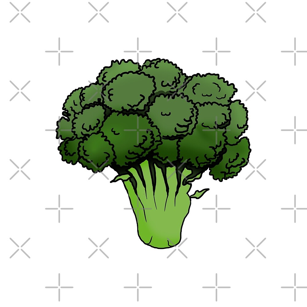 Broccoli  by Barnyardy