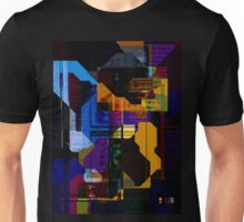 Techno Abstract Unisex T-Shirt