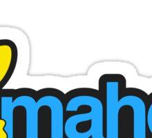 apache mahout hadoop Sticker