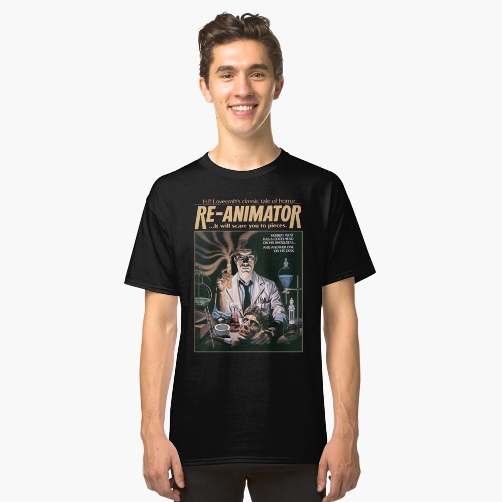 Re-Animator Tshirt! Camiseta clásica