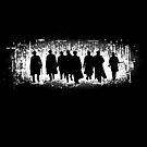 Peaky Blinders Gang by nootrope