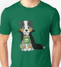 Halloween Australian Shepherd T-Shirt