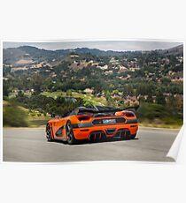 Koenigsegg Agera XS Poster
