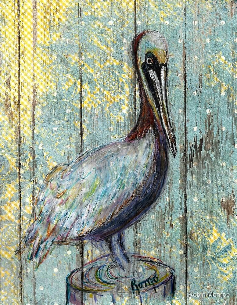 Pelican by Robin Monroe