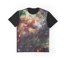 The Tarantula Nebula Graphic T-Shirt