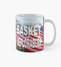 BASKET OF DEPLORABLES Mug