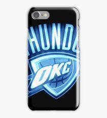 Thunder Oklahoma B iPhone Case/Skin