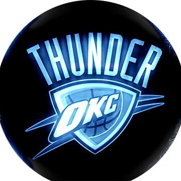 Thunder Oklahoma B by umkarasu