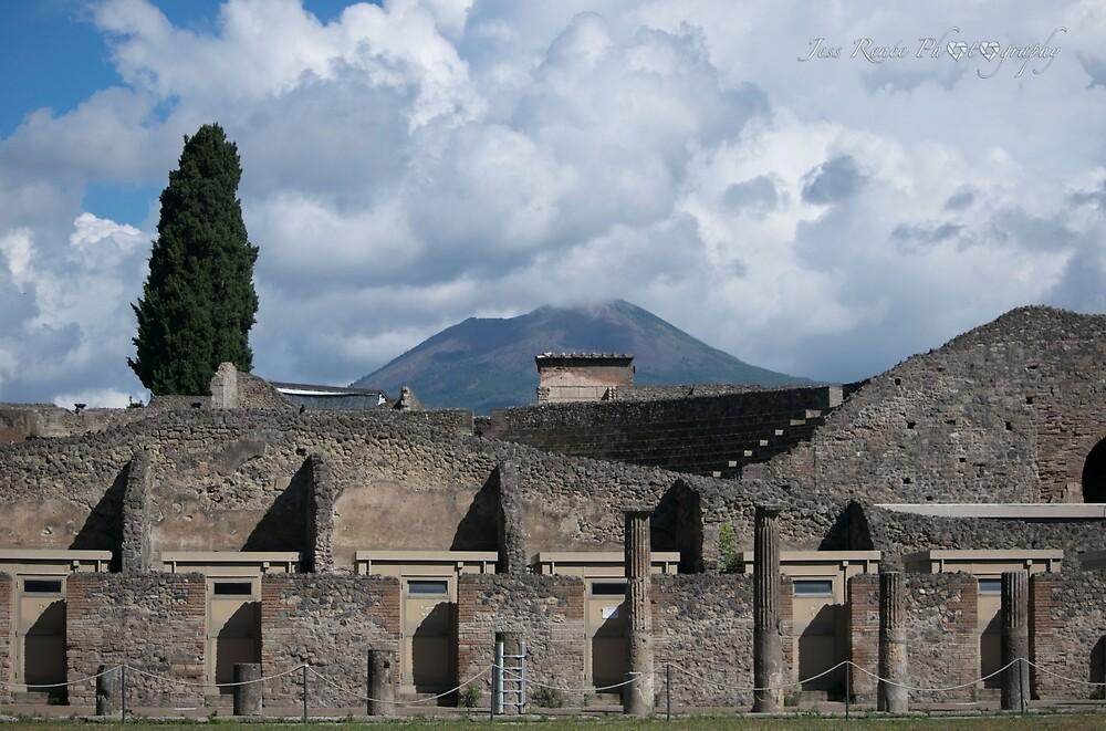 Pompeii  by iamjessrenee