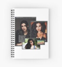 Cuaderno de espiral LAUREN JAUREGUI PHOTOSHOP