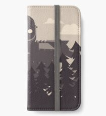 The Iron Giant iPhone Wallet/Case/Skin