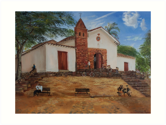 San Antonio by Alyona Pastukhova