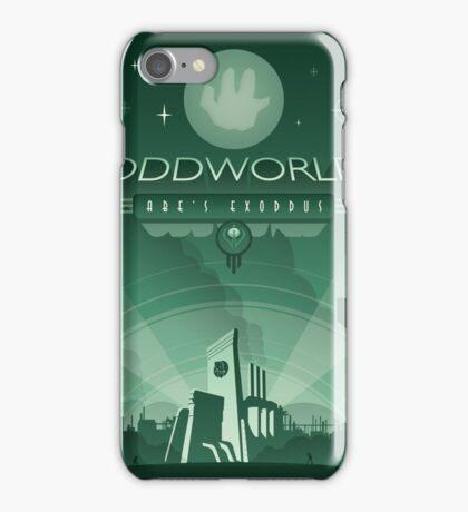 Oddworld: Abe's Exoddus iPhone Case/Skin