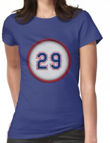 29 - Beltré (alt version) Womens Fitted T-Shirt