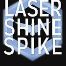 «Laser Shine Spike» de Waveshine